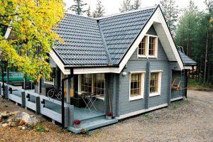 Финские дома: особенности и реимущества