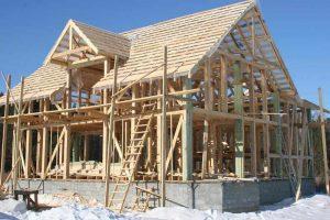 Подготовка к началу строительства загородного дома