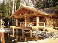 Преимущества строительства деревянных домов.